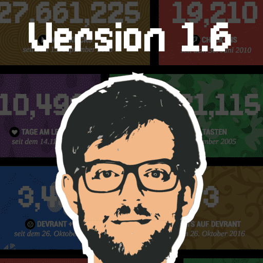 thomaskekeisen.de update to version 1.6
