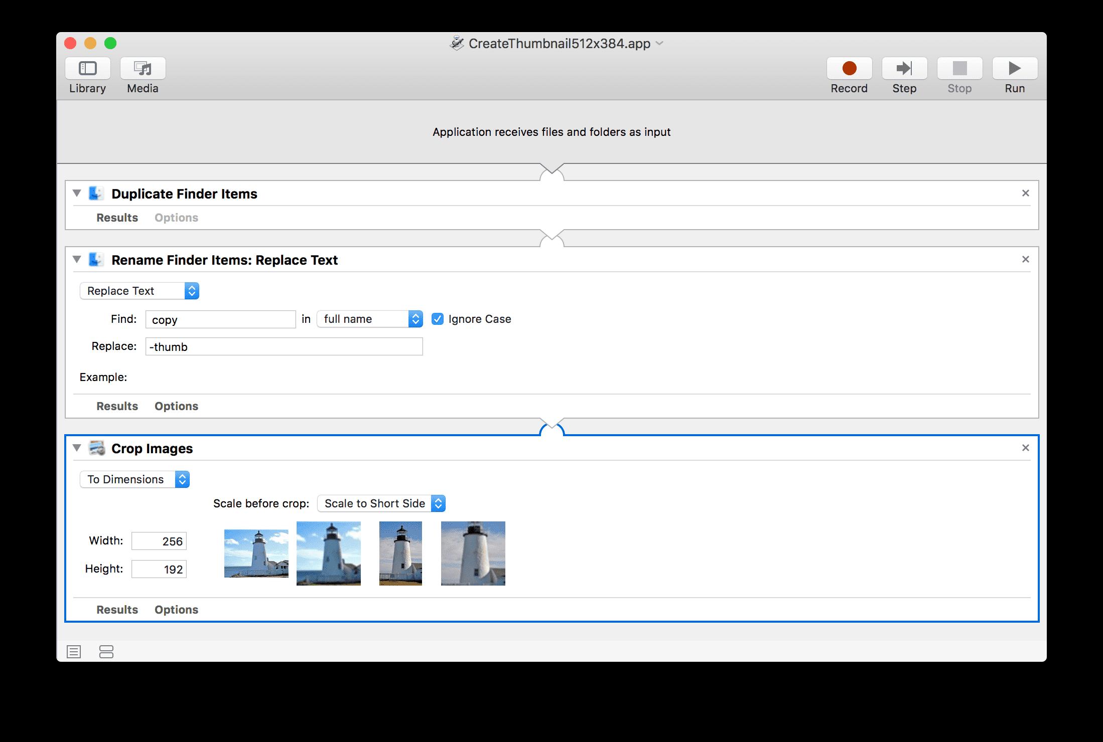 macOS-Workflows mit Automator vereinfachen - Thomas Kekeisen
